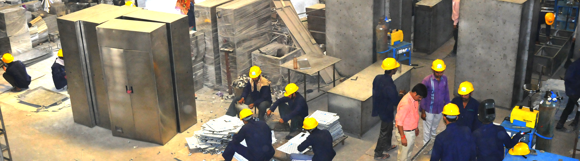 Welcome To Gayathri Engineering Works